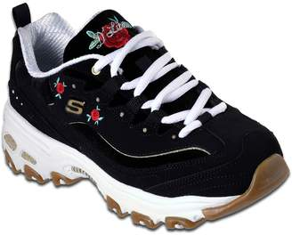 Skechers D'Lites Rose Blooms Women's Sneakers