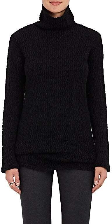 Calvin Klein CALVIN KLEIN WOMEN'S TEXTURED-KNIT CASHMERE-SILK TUNIC