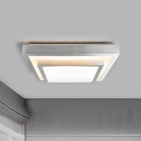 Hell leuchtende LED-Deckenlampe Huberta