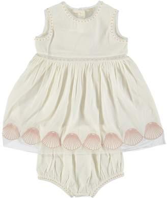 Stella McCartney Infant Gabby Shells Dress
