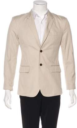 Shipley & Halmos Two-Button Blazer