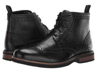 Nunn Bush Odell Wingtip Boot with KORE Walking Comfort Technology