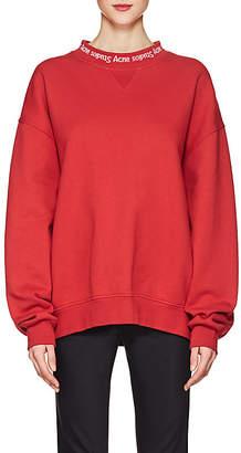 Acne Studios Women's Yana Cotton Sweatshirt