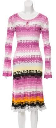 Missoni Knit Midi Dress