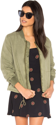 Michael Stars Cinched Bomber $188 thestylecure.com