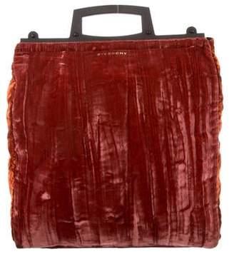 Givenchy Velvet Satchel Bag