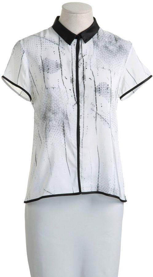 Richard Nicoll Short sleeve shirts