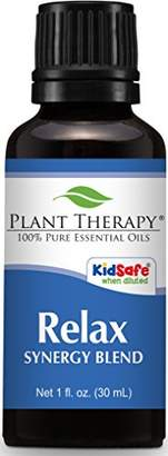 Plant Therapy Relax Synergy Essential Oil 30 mL (1 oz) 100% Pure