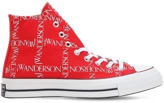 J.W.Anderson Chuck 70 Hi Top Sneakers