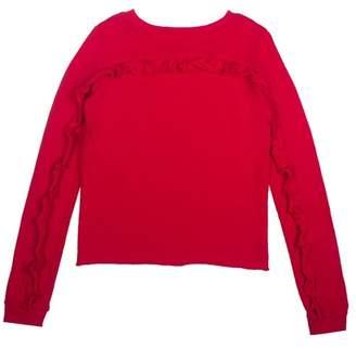 Hudson Ruffle Sweatshirt (Baby Girls)