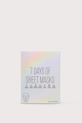 H&M Sheet Mask Kit