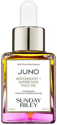 Sunday Riley JUNO Antioxidant + Superfood Face Oil