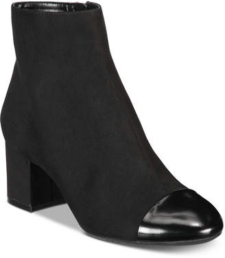 INC International Concepts I.n.c. Women's Niva Ankle Booties