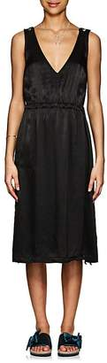 Raquel Allegra Women's Satin Midi-Dress