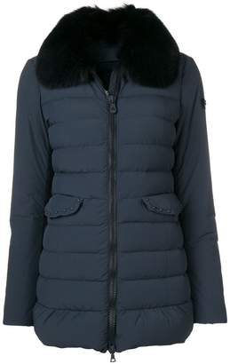 Peuterey fur collar padded jacket