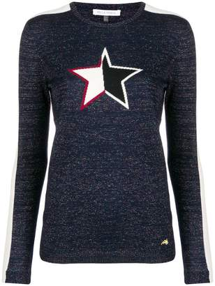 Bella Freud star knitted sweater
