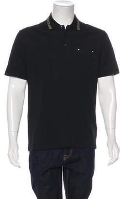 Versace 2017 Greca Polo Shirt
