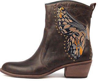 Django & Juliette New Rangler Womens Shoes Casual Boots Ankle