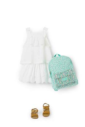 Country Road Floral Splice Backpack
