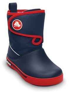 Crocs Crocband 2.5 Kids' Boots $49.99 thestylecure.com