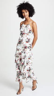 Marissa Webb Everleigh Print Dress