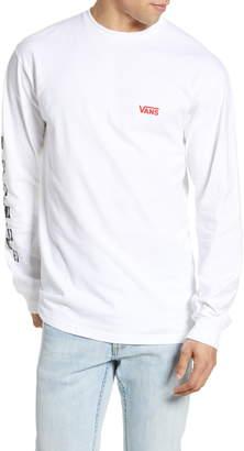 Vans x David Bowie Serious Moonlight T-Shirt