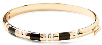 Banana Republic Enamel Stripe Bangle