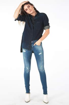 One Teaspoon Hoodlums Skinny Jean
