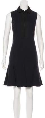 Akris Punto Sleeveless Zip-Up Dress w/ Tags