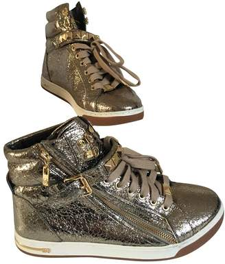 Michael Kors Gold Other Trainers