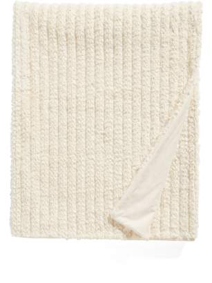Nordstrom at Home Cozy Plush Faux Fur Blanket
