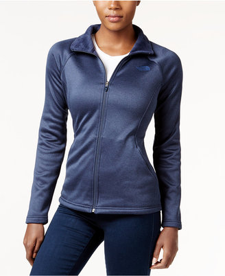 The North Face Agave Fleece Jacket $99 thestylecure.com