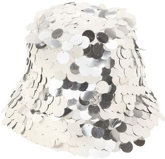 Maison Michel Souna Sequined Hat
