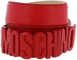 Moschino Belt Belt Women
