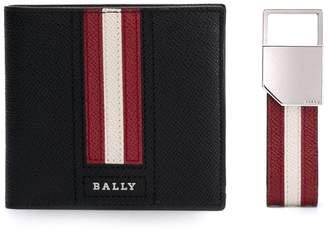 Bally two-piece wallet set