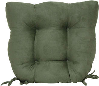 Asstd National Brand Faux-Suede Chair Cushion