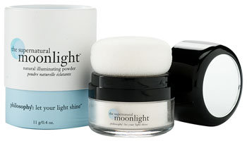 Philosophy 'the supernatural - moonlight' natural illuminating powder Philosophy