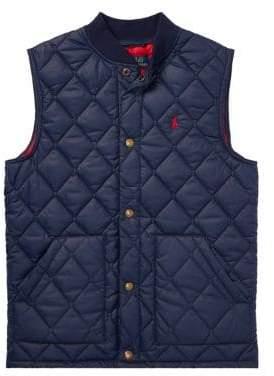 Ralph Lauren Childrenswear Little Boy's & Boy's Quilted Vest