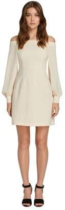 Jill Stuart Marcelina Off-The-Shoulder Dress