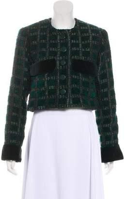 Balenciaga Le Dix Structured Jacket