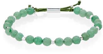 Gorjana Aventurine Power Beaded Bracelet