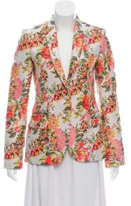 Stella McCartney Structured Brocade Blazer