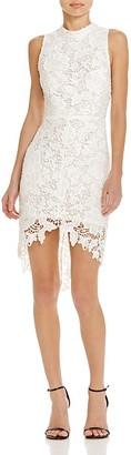 ASTR Samantha Floral Lace Dress $109 thestylecure.com