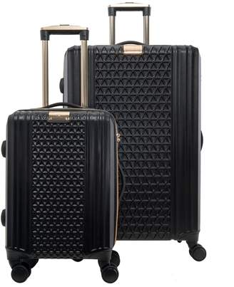 Tropez Sandy Lisa St. Hard Luggage 2-Piece Set