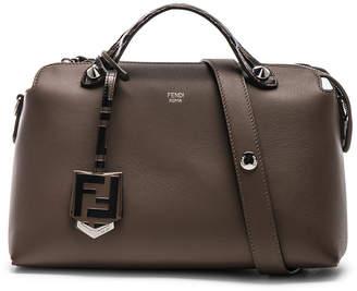 Fendi Medium Crossbody Bag in Chocolate | FWRD