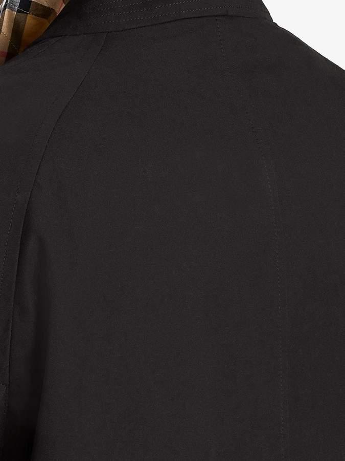 Burberry House Check coat