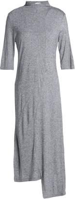 Melange Home House Of Dagmar Asymmetric Jersey Dress