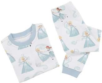 Pottery Barn Kids Disney Frozen Cotton Tight Fit Pajama, 10