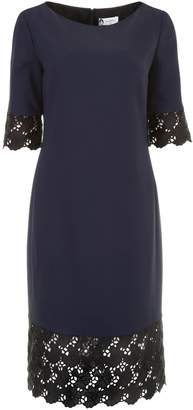 Lanvin Dress With Lace Details