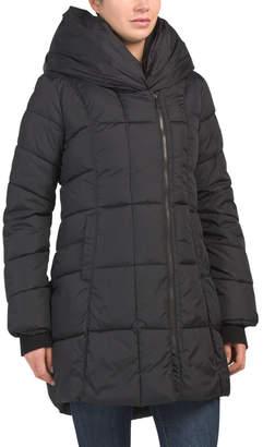 Pillow Collar Puffer Jacket